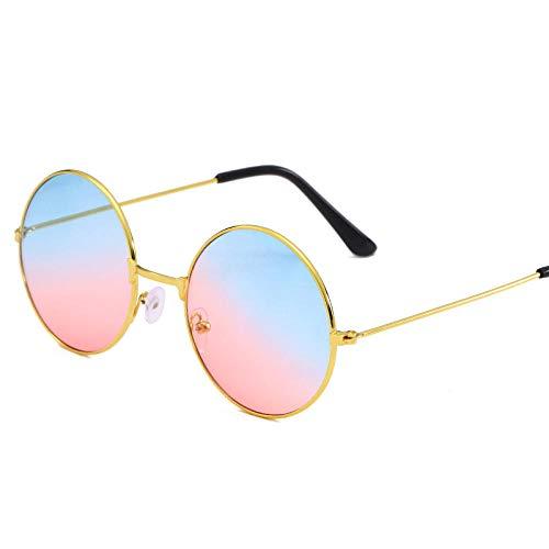 Sonnenbrille Männer Und Frauen Mode Persönlichkeit Sonnenschutz Sonnenbrille Party Thema Brille Outdoor Sports Travel Driving Mirror-8 (Reisen, Party Thema)