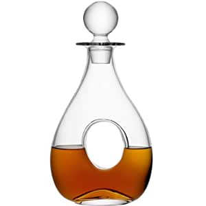 LSA Ono Decanter 30.9oz / 880ml | Handmade Wine Decanter, LSA Glassware