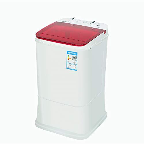Household appliances Piccola Lavatrice per Uso Domestico, Mini Lavatrice Automatica Portatile pigra, Pulizia Profonda a 360 °, per Famiglia, dormitorio, Appartamento, ECC. ZDDAB