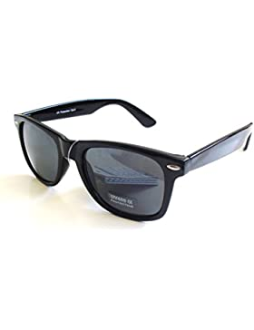 Pack de 2 Gafas de Sol con Filtro UV400 Wayfarer color Negro, Nuevas