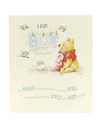 oh Baby Boy Congratulations Karte ()