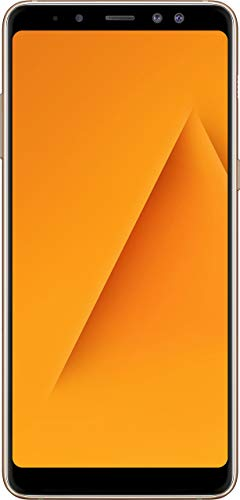 Samsung Galaxy A8+ (Gold, 6GB RAM, 64GB Storage) with Offers