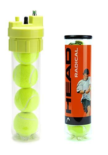 Ball Rescuer Pack Tenis - Convierte envases Pelotas