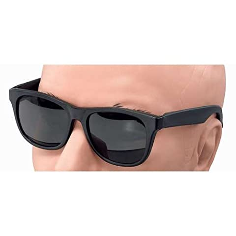 Blues Brothers Costumes Halloween - Lunettes