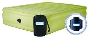 Luftbett AeroBed Comfort Raised King - Luftmatratze - aufblasbares Gästebett inkl. elektr. Pumpe