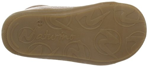 Naturino 3972 Vl, Chaussures Marche Mixte Bébé Marron - Braun (Leder_9103)