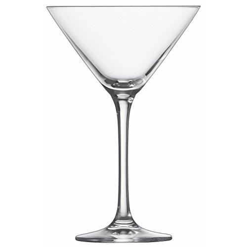 Schott Zwiesel 140308 Classico Martiniglas, 0.27 L, 6 Stück