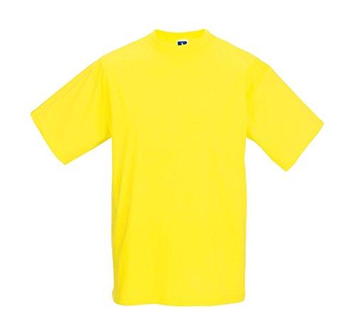 Leichtes T-Shirt Med Blue