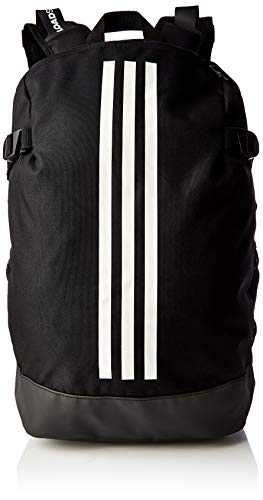 adidas Training Rucksack, 50 cm, 32 Liter, Black/White/White