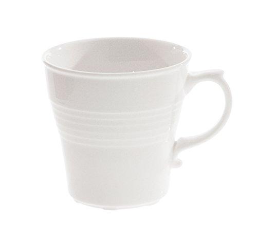 Seletti Tasse, Porcelaine, Blanc, 10,2 x 10 cm