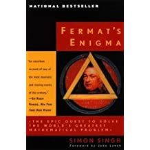 Fermat's Enigma: The Epic Quest To Solve The World's Greatest Mathematical Problem. by Simon Singh (1997-08-02)