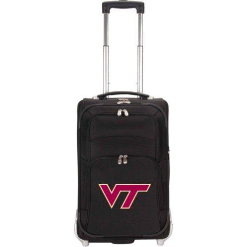 ncaa-virginia-tech-hokies-denco-21-inch-carry-on-luggage-black