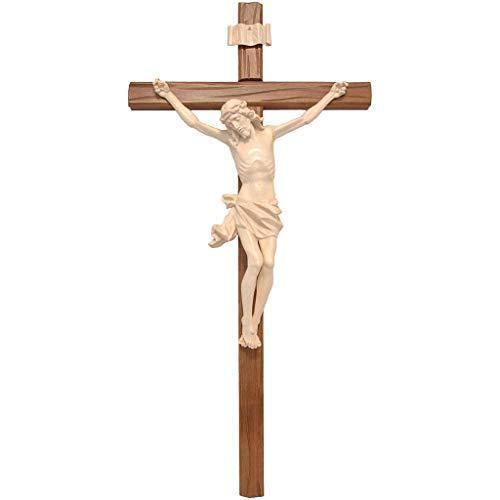 Holyart Kruzifix Mod. Corpus Grödnertal Wachsholz, 56 cm (22.06 inc.)