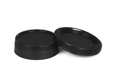 Nikon AI Gehäusedeckel & Objektivrückdeckel Gehäuse Deckel Kappe Body Cap