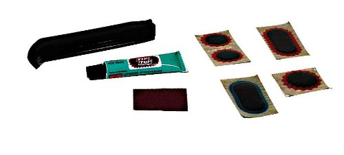 fahrradschlauch kleber TIP TOP  Flickzeugset TT 07 MTB/ ATB, schwarz, 60663