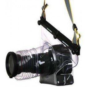 SLR Kamera Gehäuse, transparent (Ewa-marine-gehäuse)