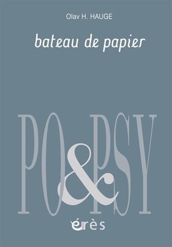 Bateau de papier : Edition bilingue français-norvégien