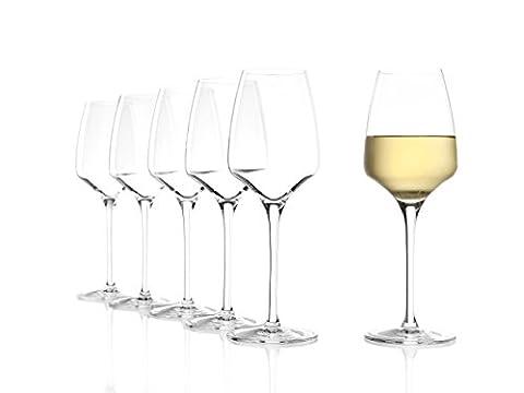 Stölzle Lausitz White Wine Glasses Experience 350