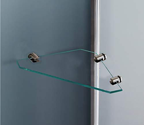 31ddxf5HCAL - Bañera 2 piezas Mampara pantalla de ducha plegable vuelta 180 ° 100x140cm