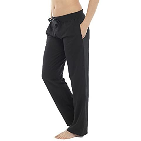 Mujer Jogging Gimnasio Tracking Pantalones De Chándal