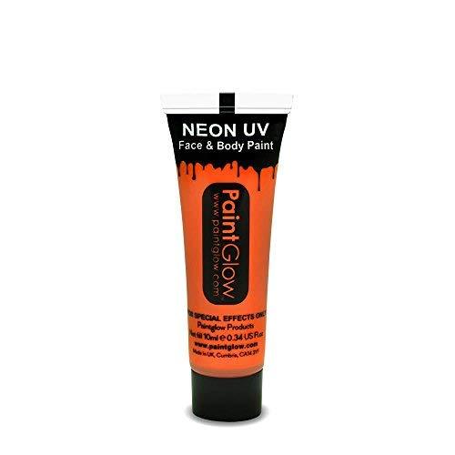 Smiffys 45989 - UV Face und Body Paint, 10 ml (Flash Mob Kostüm)