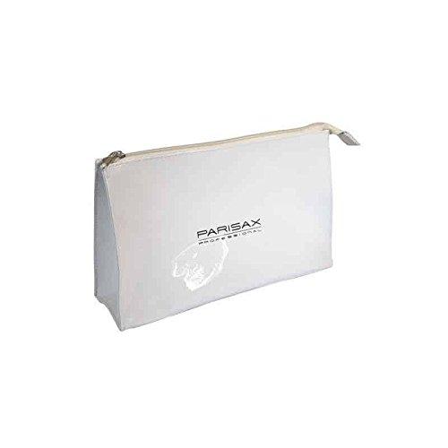 Trousse PVC vernis blanc Parisax