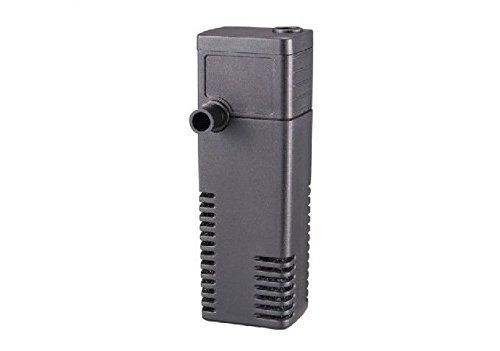 Filtro interno Mini HY-201F - Pompa filtro a immersione per filtraggio dell'acqua in acquario o tartarughiera