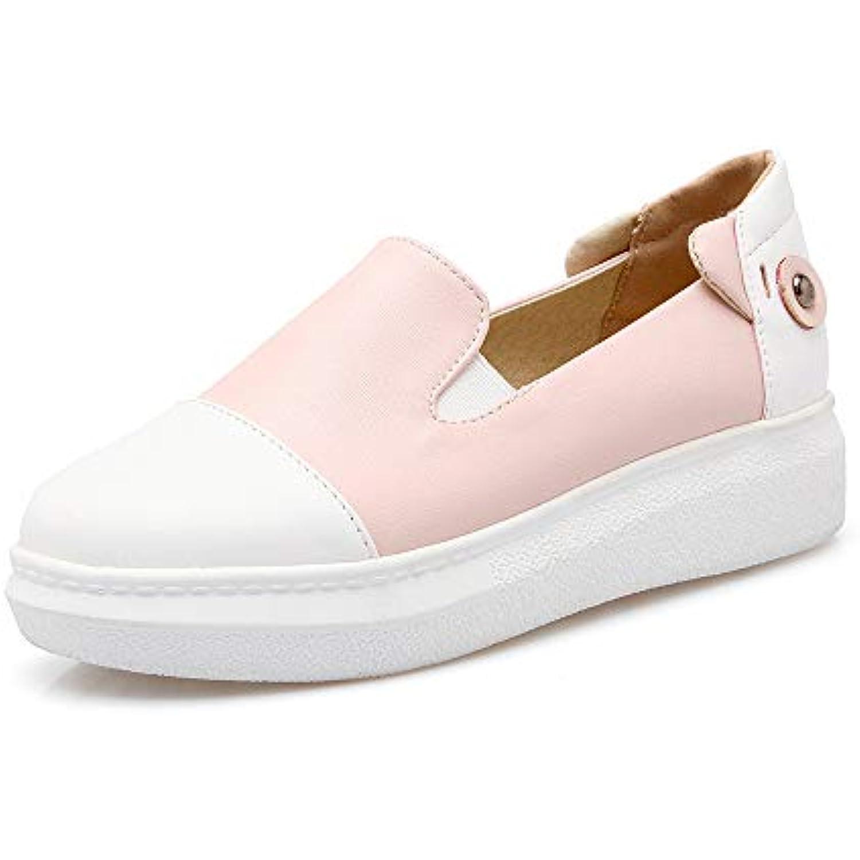 Lsm-Heels Lsm-Heels Lsm-Heels WoHommes 's Flat Bottom Shoes Platform Shoes - B07GLQ3PTP - 9f3dc0