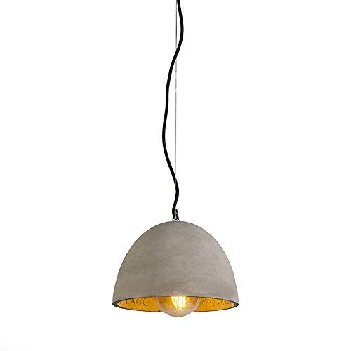 qazqa-moderno-lampara-colgante-cupola-hormigon-piedra-cemento-redonda-adecuado-para-led-e27-max-1-x-