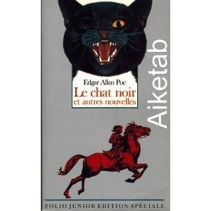 Le chat noir et autres nouvelles par Edgar Allen Poe