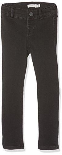 NAME IT Baby-Mädchen Jeans Nittera Skinny Dnm Pant Nmt Noos, Grau (Dark Grey Denim), 92 Designer-baby Jeans