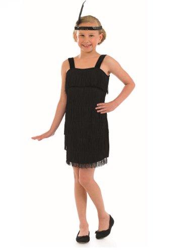 Aileron-Noir-Costume-de-dguisement-pour-enfants