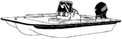 Neues Zentrum Konsole Bucht Stil Angeln mit Shallow Draft Hull Carver Bezüge 71020p Mittellinie 20'15,2cm Beam Breite 243,8cm Max Schiene Höhe 20,3cm ccb-20