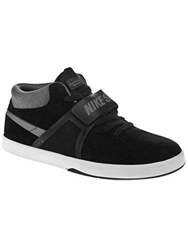 Nike SB Eric Koston Mid Premium Summer 2015 black cool grey white 001