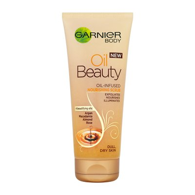Garnier Oil Beauty Oil-Infused Nourishing Scrub (200ML)