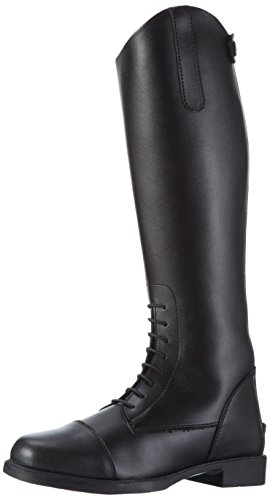 HKM Damen New Fashion, Kinder Reitstiefel, Schwarz, 38