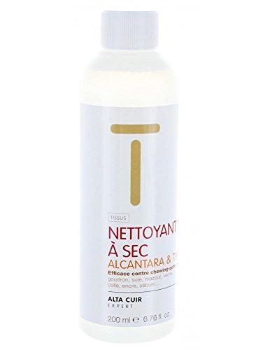 Alta Cuir - Nettoyant textile-microfibre - nettoyant daim - 1 L