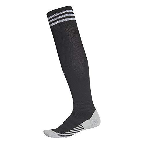 Adidas ADI Sock 18 Chaussettes Mixte Adulte, Noir ( NoirBlanc ) , M