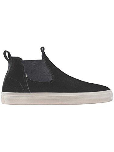 Globe Dover Uomo Sneaker Nero Black Off White