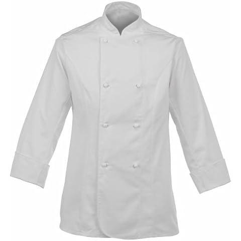 Dd33 da donna da chef giacca misura