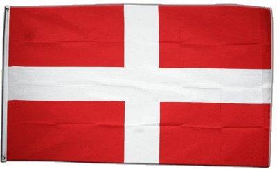 Fahne / Flagge Heiliges Römisches Reich Deutscher Nation 1200-1350 + gratis Sticker, Flaggenfritze®