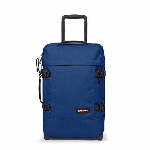Eastpak Tranverz S Equipaje de Ruedas, 42 litros, Azul (Bonded Blue)