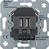 Berker 260005 USB Ladesteckdose 230V