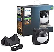 Philips Hue Zewnętrzny czujnik ruchu, inteligentne sterowanie oświetleniem, szeroki kąt widzenia, automatyczne