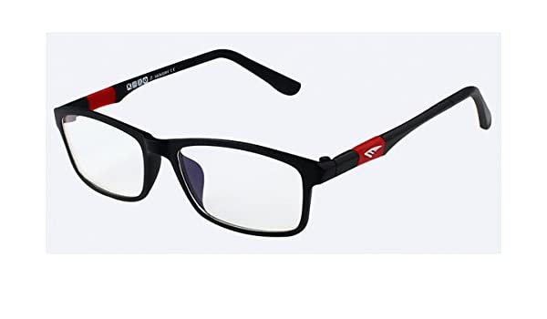 5f615e53cd3 BuyWorld KATELUO ULTEM(Pei)- Tungsten Computer Goggles Anti Fatigue  Radiation-Resistant Reading Glasses Frame Eyeglasses oculos 13022   Amazon.in  Home   ...