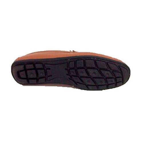 Made In Spain Man nautischen Mokassin Sohlen Dünne Haut Danka Leder Leder