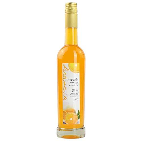 Arancello Likör Orangenlikör BARRIQUE-Destillate und Liköre Ligurien Italien 500ml-Fl
