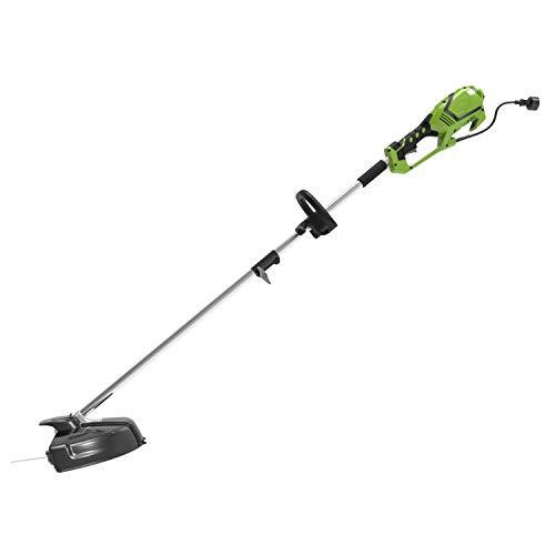 Greenworks Débroussailleuse et coupe-bordure électrique 2-en-1, 1200W - 1301807