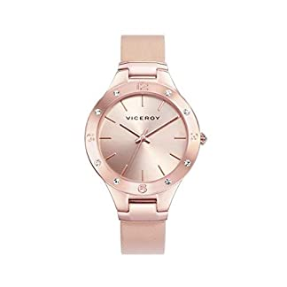 Reloj Viceroy Chic 401048-77 IP Rosa Correa Piel