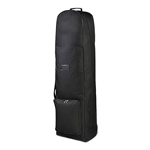 BESTSOON-AJ Golf Travel Cover Club Golf Travel Bag Travel Cover Gepäck for Golfschläger (Farbe : Schwarz, Größe : 130X40x35cm)